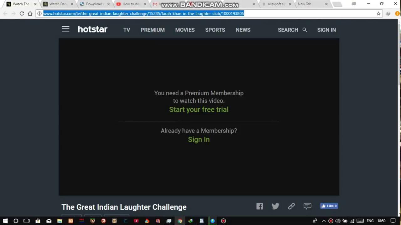 hotstar video downloader apk for pc