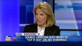 CENTCOM pressured to whitewash ISIS intel reports?