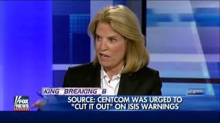 CENTCOM pressured to whitewash ISIS intel reports?