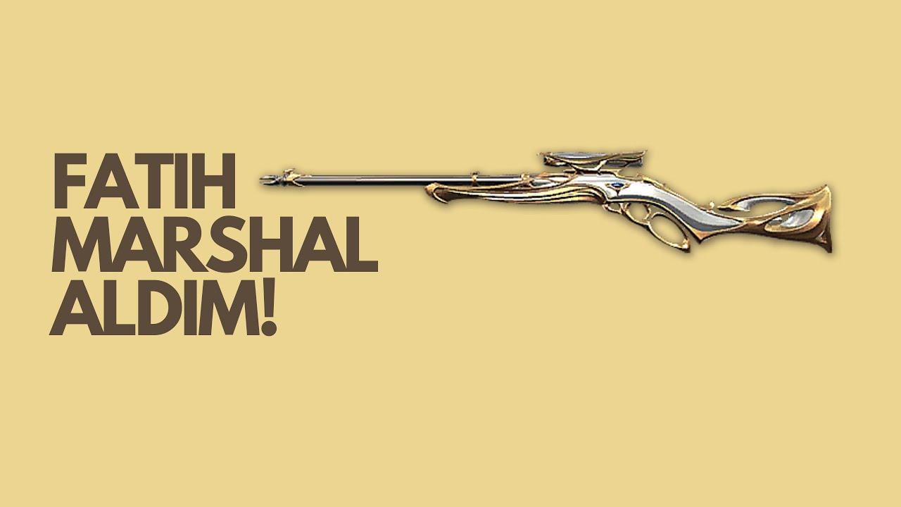 FATİH MARSHAL ALDIM!   #VALORANT
