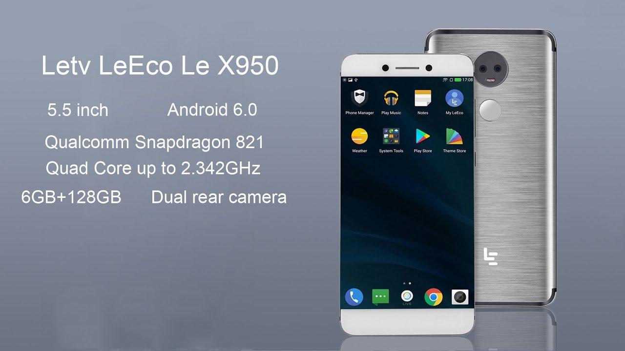 SUNSKY - Letv LeEco Le X950, 6GB+128GB