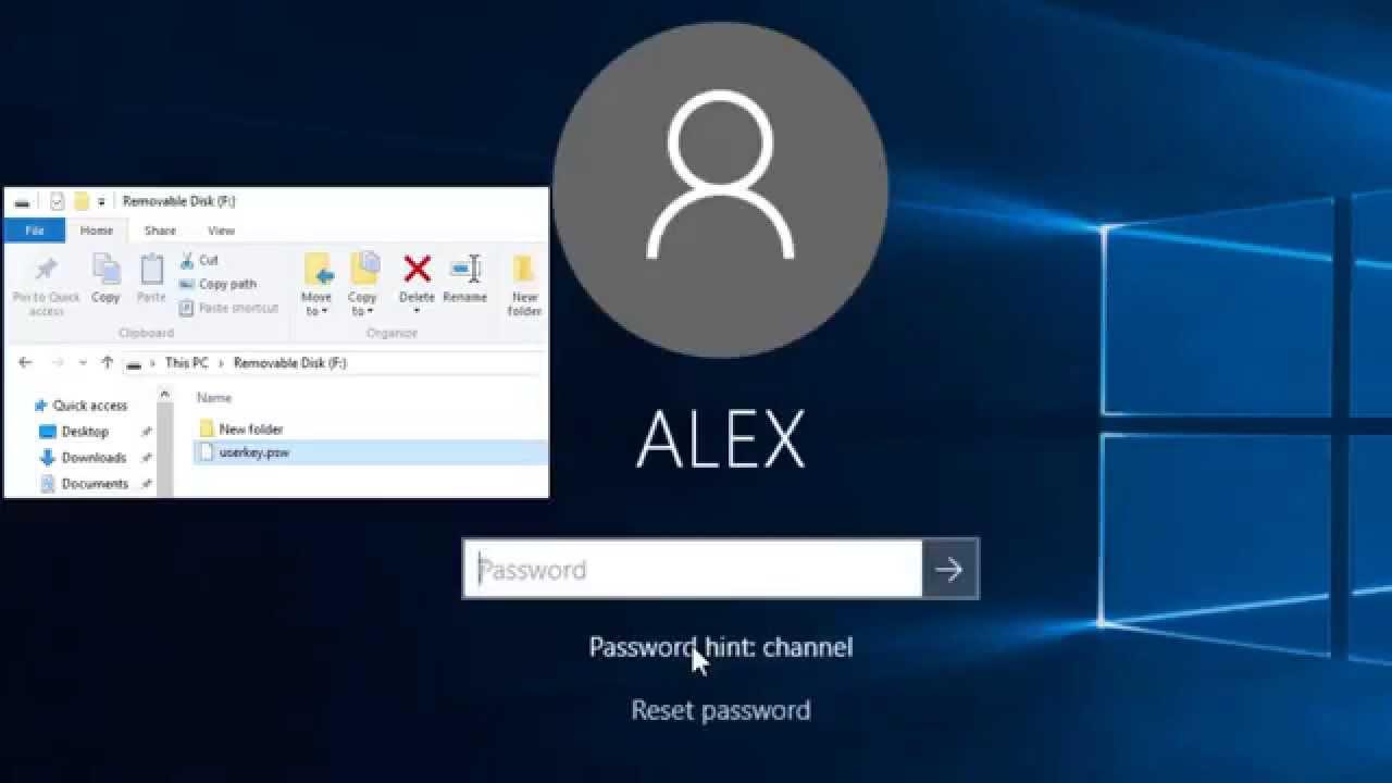 Cách tạo mật khẩu, khôi phục lại mật khẩu Windows 10 – Local account
