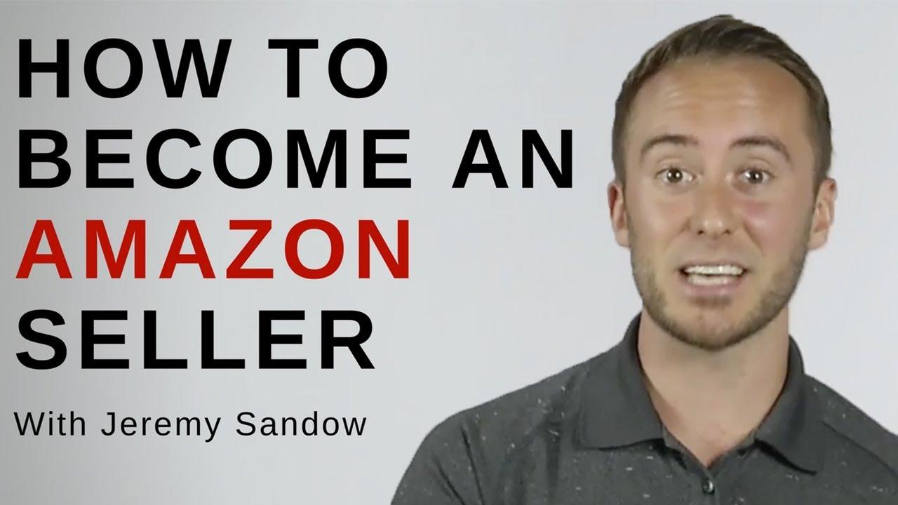 amazon become a seller