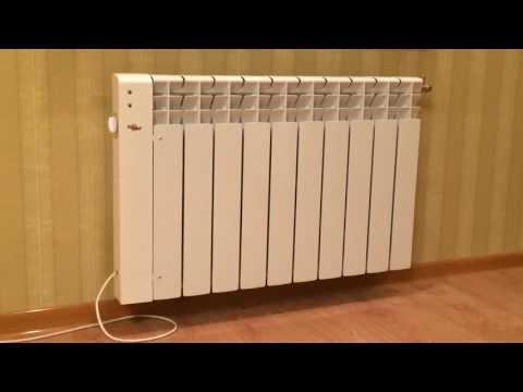 Электроотопление квартиры
