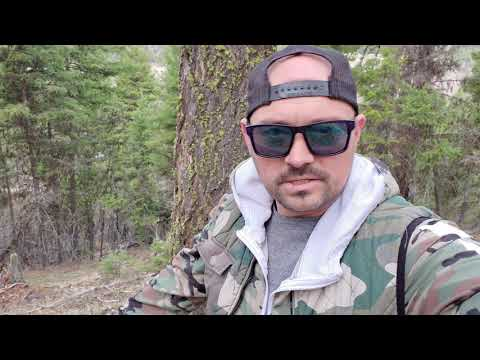 SPRING SHED HUNTING 2020   OKANAGAN BC CROWN LAND WHITETAIL MADNESS PT.1