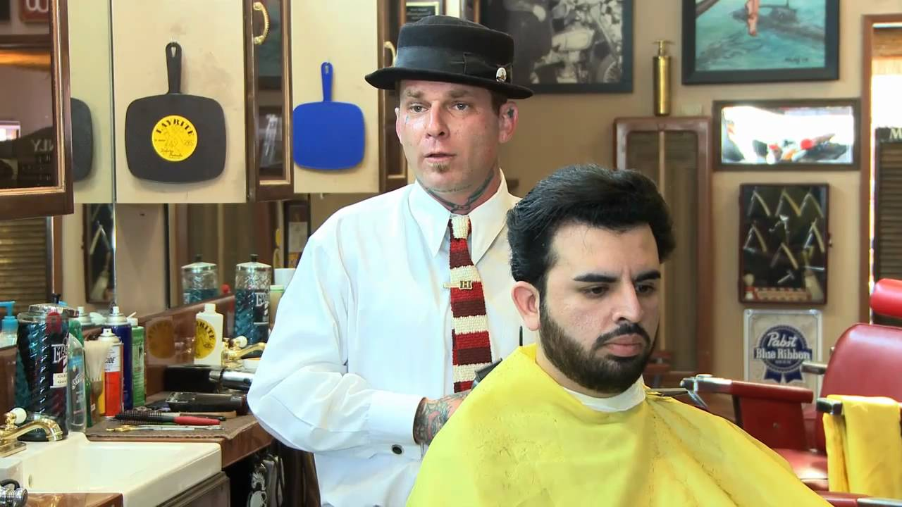 Hawleywoods Barbershop Youtube