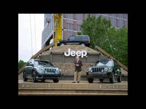 2005 Jeep Compass Concept Youtube