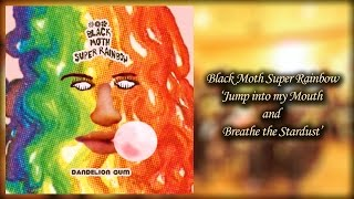 Black Moth Super Rainbow ◤ Jump into my Mouth and Breathe the Stardust「Open Mic Night Cover」
