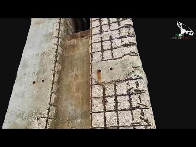 Pilone Viadotto ponte Cocullo