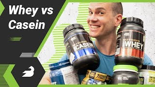 Whey Vs Casein: Which Is Best for Strength and Muscle?