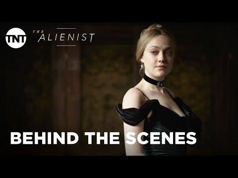 The Alienist: Behind Dakota's Look [BEHIND THE SCENES] | TNT
