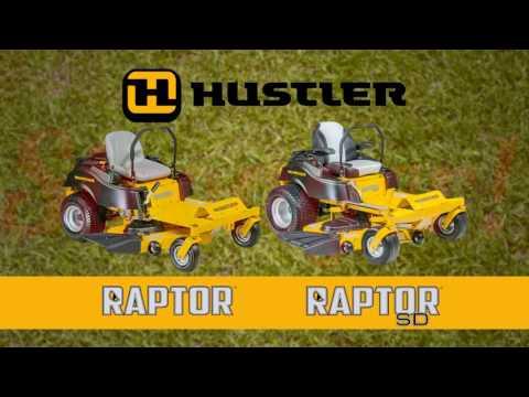 WDAM Commercial - B&B Distributing - Hustler Raptor Season