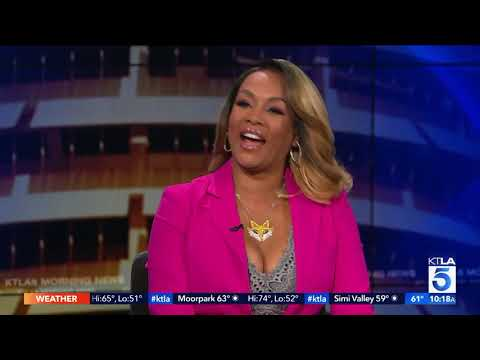 Vivica A. Fox Shares Her Secrets to Success and Love In