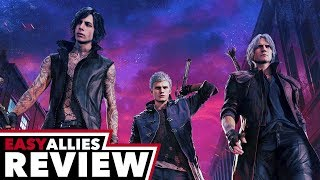 Devil May Cry 5 - Easy Allies Review (Video Game Video Review)
