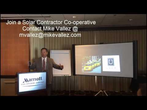 Start your own solar business, or team your business with a solar co-operative