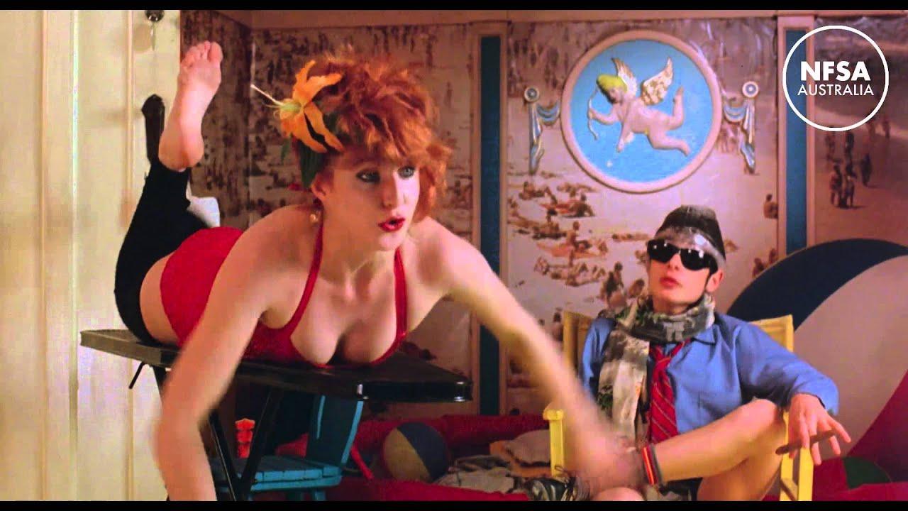 Starstruck (1982) - Ironing board performance