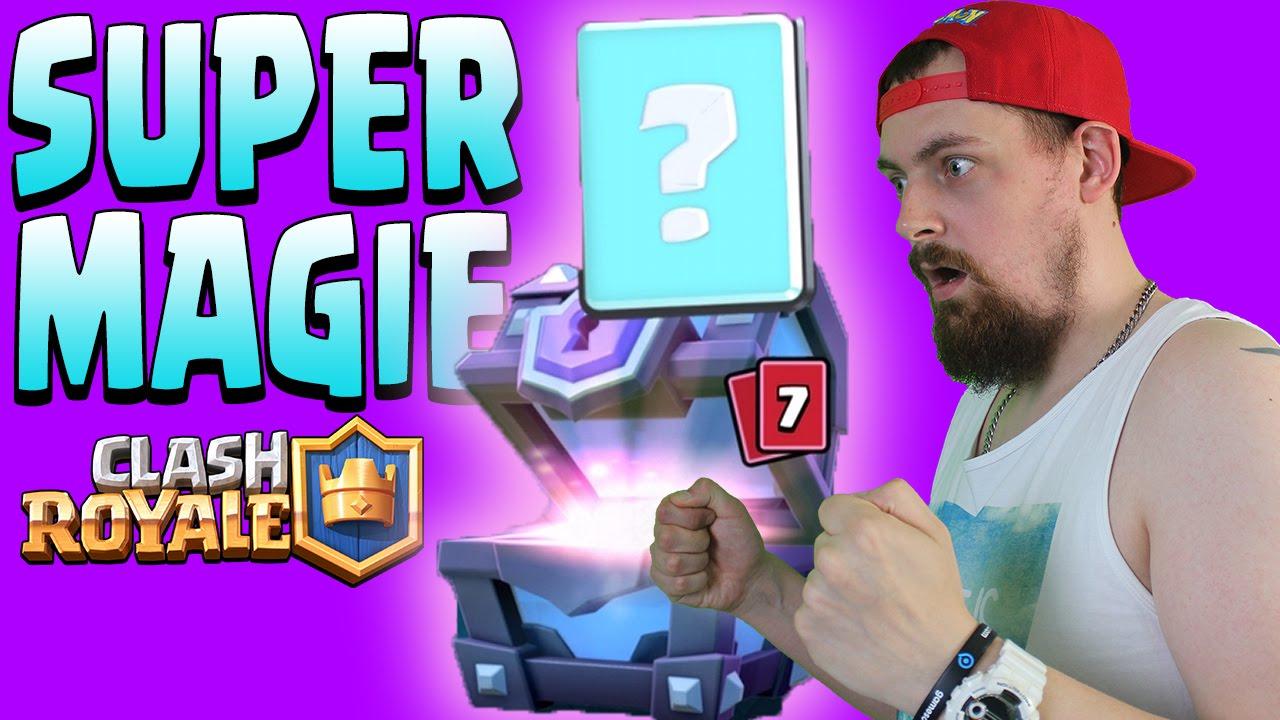 Super Magie Truhe