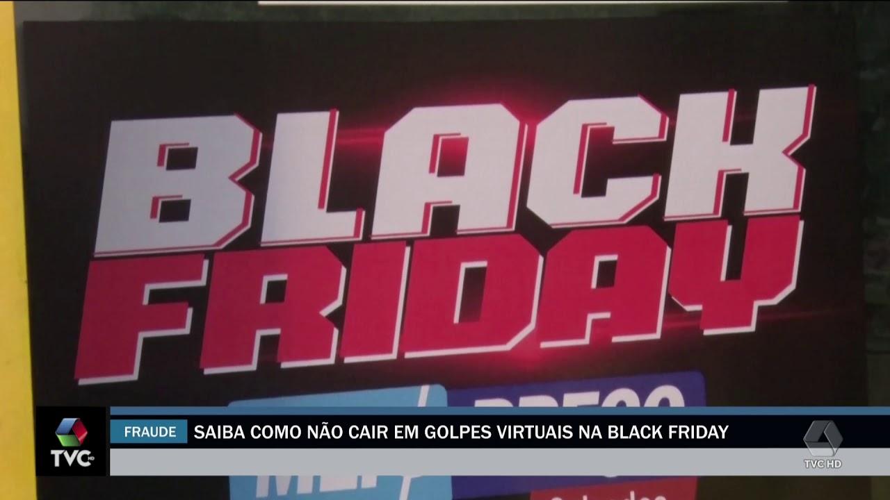 Saiba como não cair em golpes virtuais na Black Friday