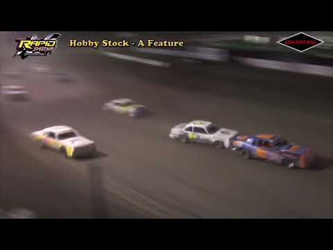 Hobby Stock/B-Modified Features - Rapid Speedway - 6/1/18