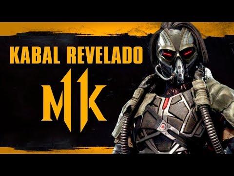MORTAL KOMBAT 11 - Kabal revelado, novo FATALITY e o fim do Salsicha no MK11 thumbnail