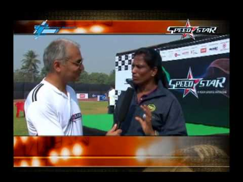 Interview with PT Usha