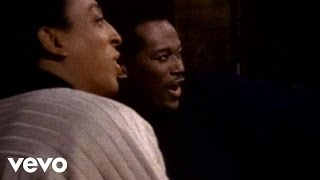 Luther Vandross, Gregory Hines - There's Nothing Better Than Love (Official Video)