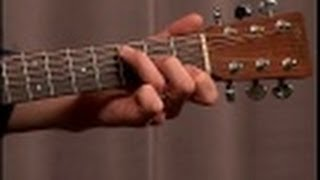 Beginner Finger-Picking For Americana Country Folk and Songwriting