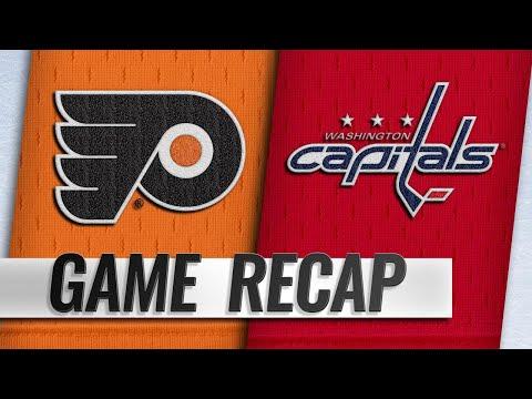 Oshie, Vrana each score twice in Capitals' 5-3 win