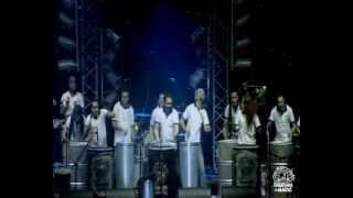 Les Tambours Du Maroc Live 2013 en Concert Avec Mazagan et Cheb Khaled