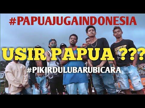 USIR PAPUA ???  Oncho FLash X Andho Aibah (Music Video)