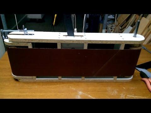 DIY belt sander how to Simply Make it ...
