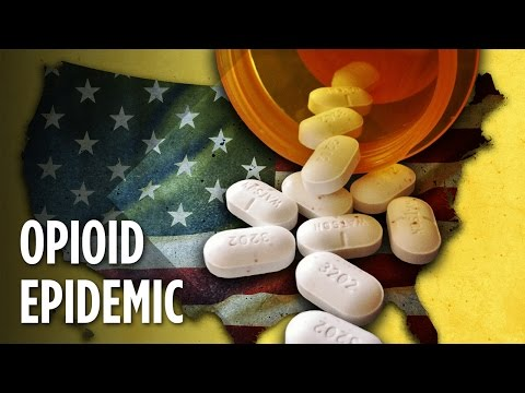 The U.S. Consumes Nearly All Opioids In The World
