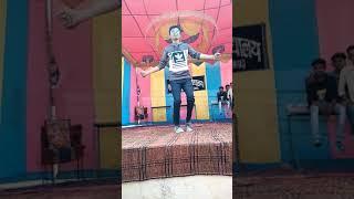 School dance Santosh prajapati slow motion dance paroidy dance new year 2018