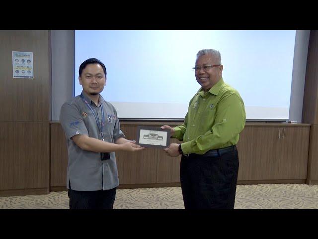 Kerjasama UTHM, Gading Kencana dalam penyelidikan tenaga solar