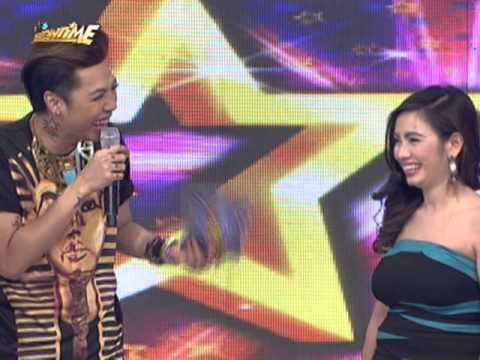IT'S SHOWTIME Kalokalike Face 2 Level Up : ANGELICA JONES