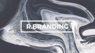 كيفية إنشاء مجردة تصميم في فوتوشوب - R. العلامات التجارية
