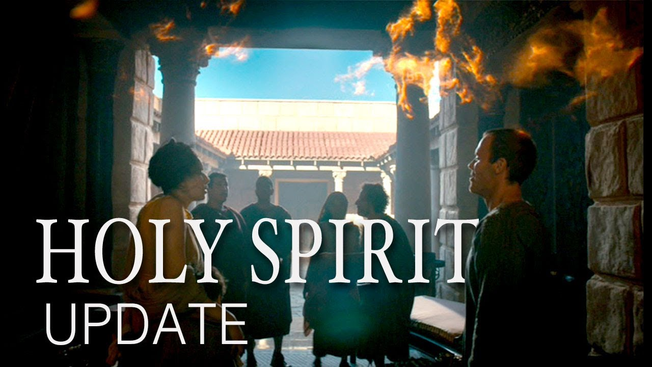 Holy Spirit Episode Update!