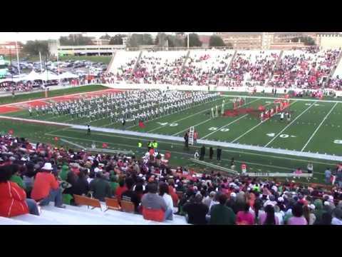 1. FAMU Marching 100 - Halftime Show vs Morgan State U - 10-27-18
