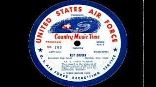 Roy Drusky ~ Country Music Time #203 (1961) [Mono]