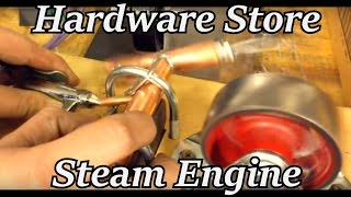 The Hardware Store Steam Engine