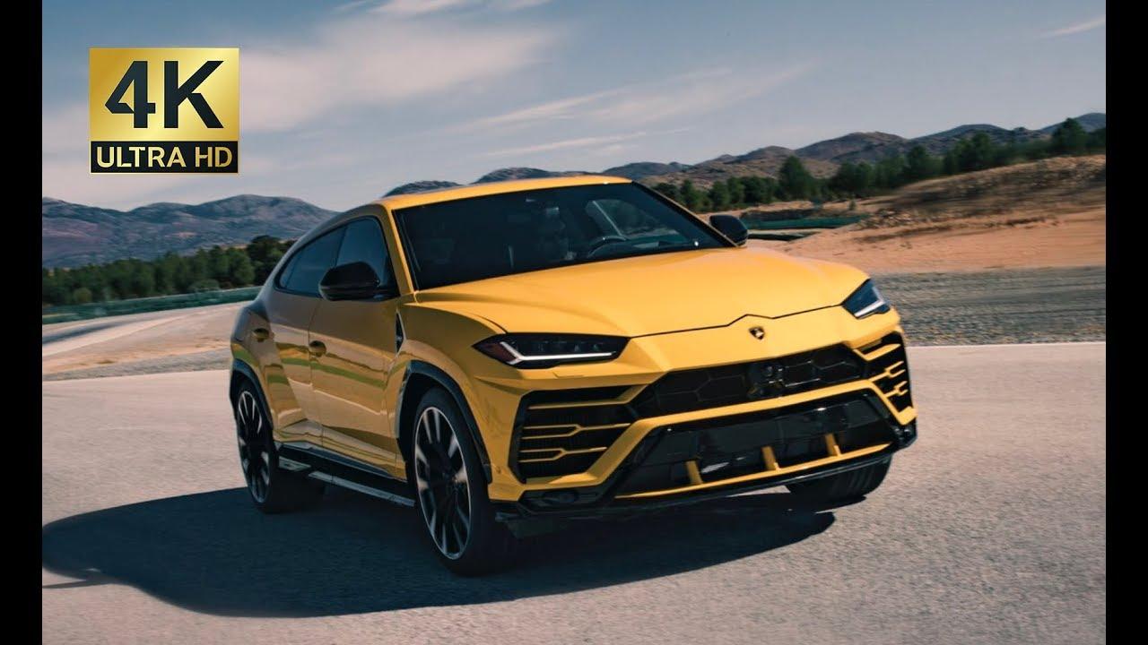 لمبرجيني اورس Lamborghini Urus 2019 4k Youtube