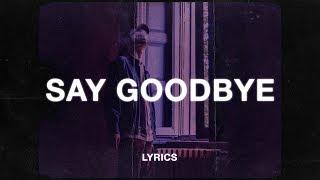 Download Mp3 Snøw & Monty Datta - Say Goodbye  Lyrics