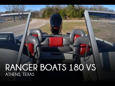 [SOLD] Used 2006 Ranger 180 VS in Athens, Texas
