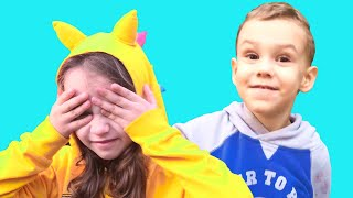 Peek a Boo Song | 동요와 아이 노래  어린이 교육 | Ulya Liveshow