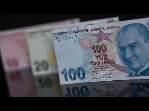 Turkey's Lira Weakens To Record Low Against U.S. Dollar