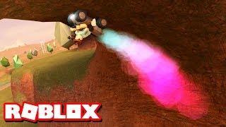 JAILBREAK ATV ACROBACIAS!! | Roblox jailbreak Rocket atualização de combustível