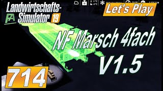 "[""Landwirtschafts-Simulator 19"", ""LS19"", ""Farming Simulator 2019"", ""LetsPlay"", ""Let's Play"", ""FS19"", ""Nordfriesische Marsch 4fach mod map"", ""NF Marsch"", ""global company"", ""seasons mod""]"