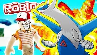 LATIOS! / Pokemon Fighters EX / Roblox Adventures