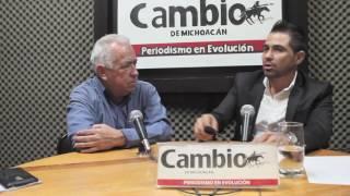 Real, posibilidad del voto dividido del PRD - La Entrevista