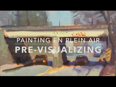 Pre-Visualizing Your Painting - Troy Kilgore Art